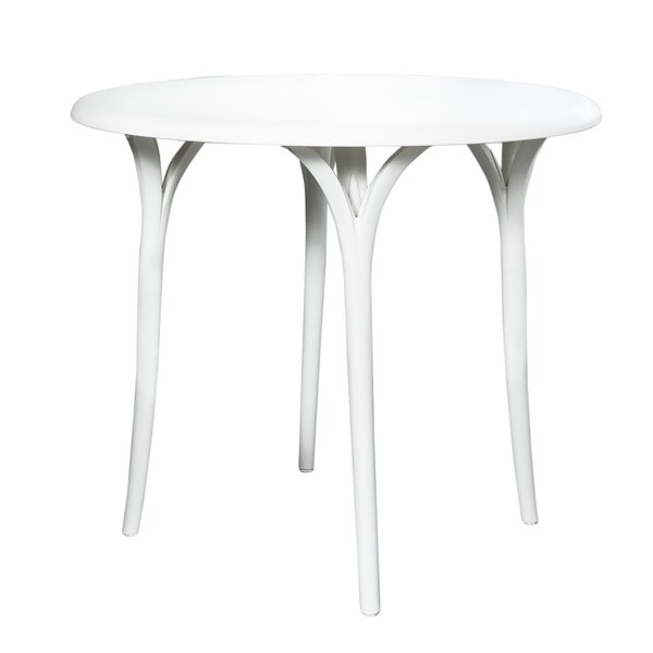 Everalda Plastic Bistro Table by August Grove