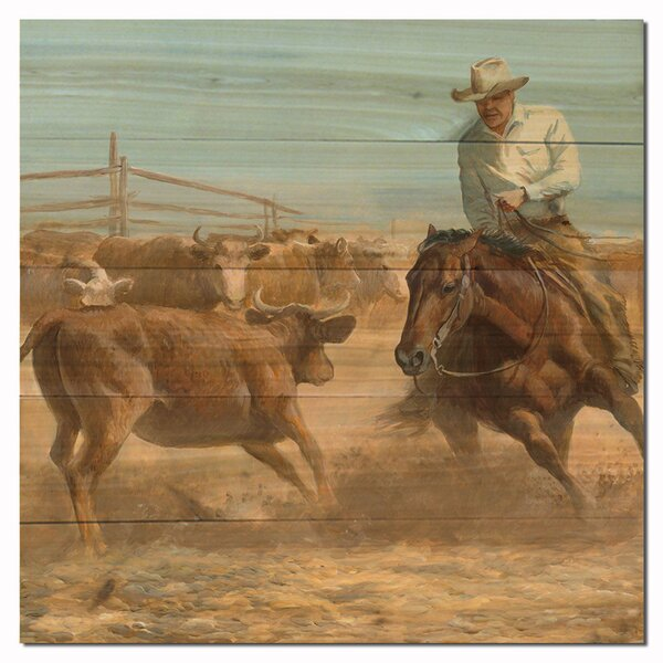 Working Girl by Persis Clayton Weirs Painting Print Plaque by WGI-GALLERY