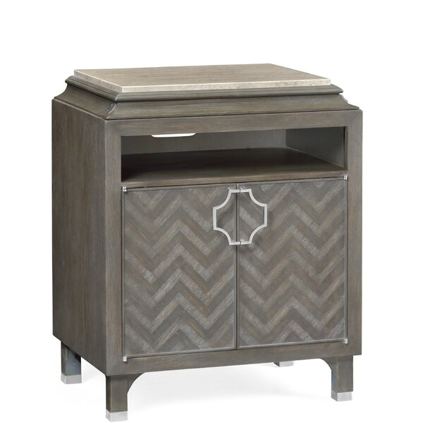 Nightstand By Jonathan Charles Fine Furniture by Jonathan Charles Fine Furniture Design
