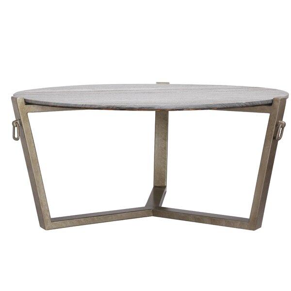 Abington Cross Legs Coffee Table by Orren Ellis Orren Ellis