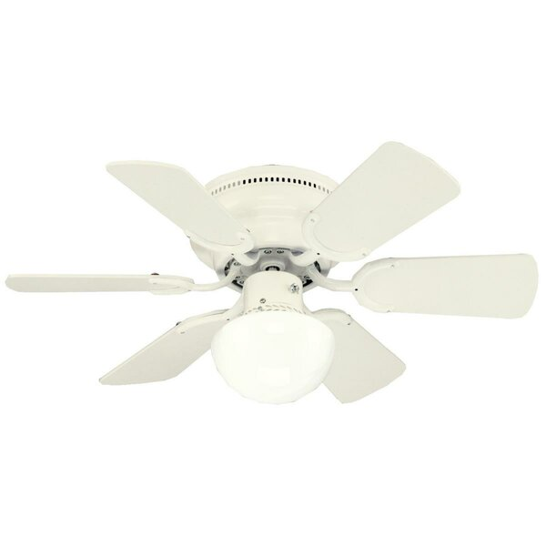 30 Petite 6 Blade Ceiling Fan by Westinghouse Lighting