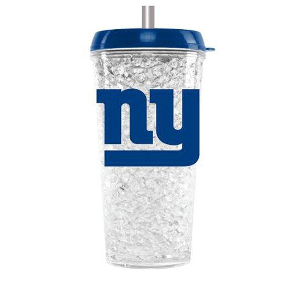 NFL 16 oz. Plastic Travel Tumbler by DuckHouse