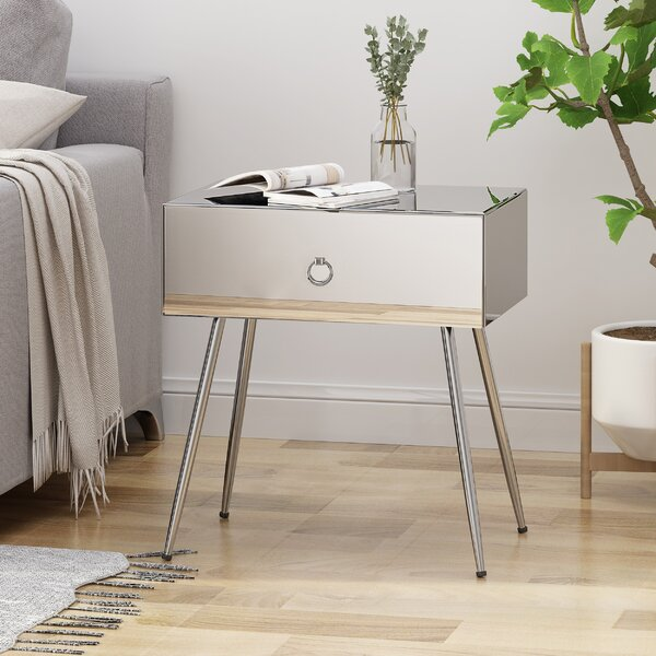 Arrowood End Table With Storage By Ivy Bronx