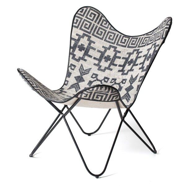 Berton Butterfly Chair by Zipcode Design