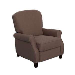 Brickhill Manual Recliner by Alcott Hill