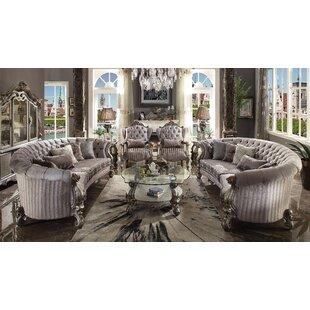 Caerwen Configurable Living Room Set by Bloomsbury Market