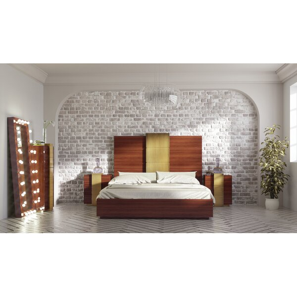 Rone Platform 5 Piece Bedroom Set by Brayden Studio