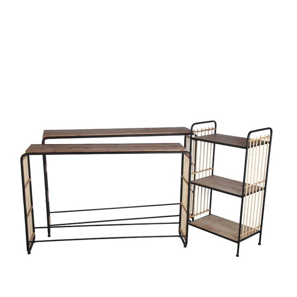 Tallmadge 3 Piece Coffee Table Set by Union Rustic Union Rustic