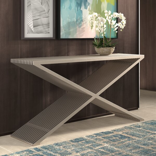 Amici Prague Console Table By Nuevo