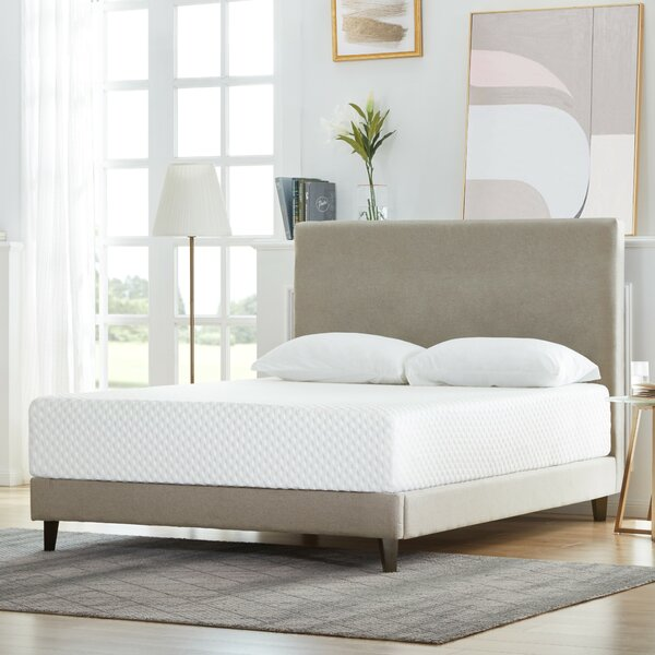 Greta 12 inch Medium Gel Memory Foam Mattress by Alwyn Home