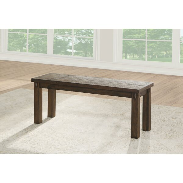 Ahmad Dining Side Bench by Loon Peak