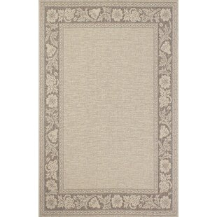 Bahamas Light Brown Area Rug By Segma Inc.