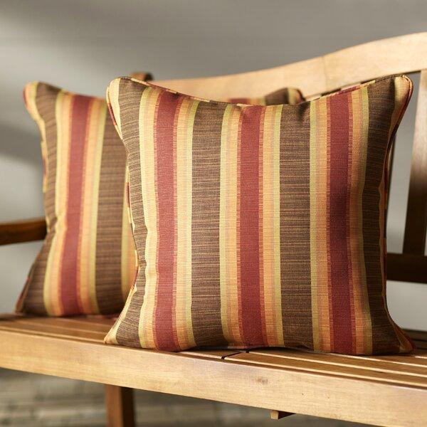 Spataro Indoor/Outdoor Throw Pillow (Set of 2)