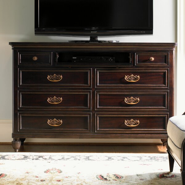 Royal Kahala 8 Drawer Double Dresser by Tommy Bahama Home