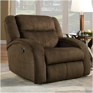 Maverick Lay Flat Chair Recliner by Southern..