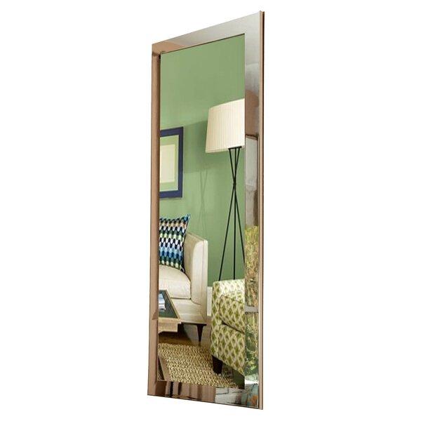 Floor Accent Mirror by Brandt Works LLC