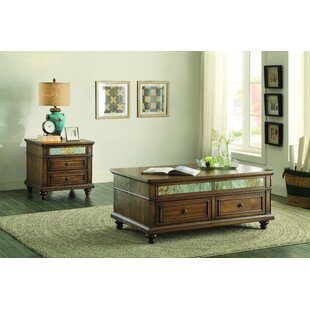 Best Springerton End Table ByDarby Home Co
