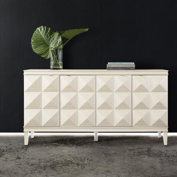 Melange Jinxie Credenza by Hooker Furniture