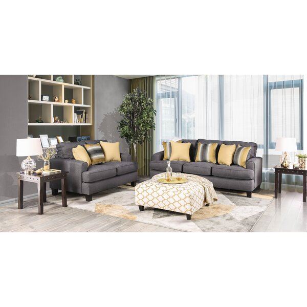 Esmeralda 2 Piece Living Room Set by Red Barrel Studio