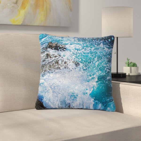 Juan Paolo La Jolla Shores Outdoor Throw Pillow by East Urban Home