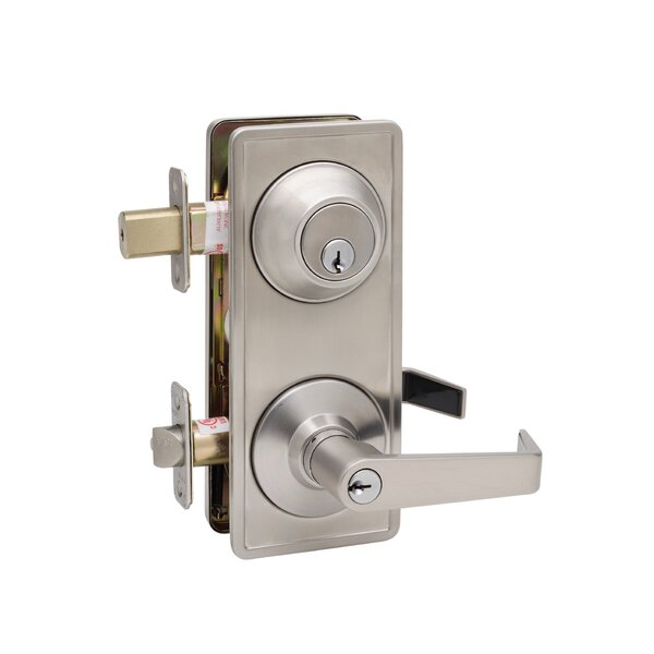 Commercial Industrial Style Interconnect Lever Combo Pack by Copper Creek