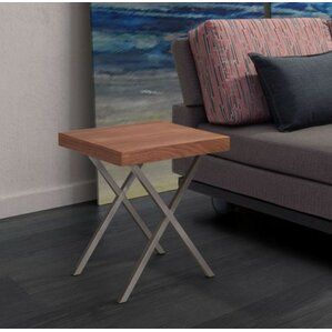 Addis End Table by Mercury Row