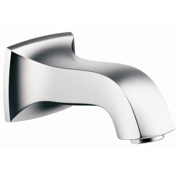 Metris C Wall Mount Tub Spout Trim by Hansgrohe