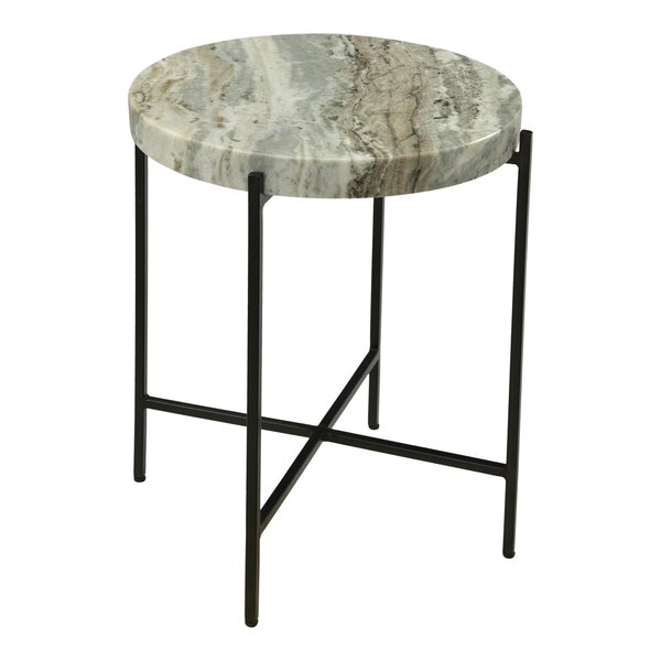 Giasa End Table By World Menagerie