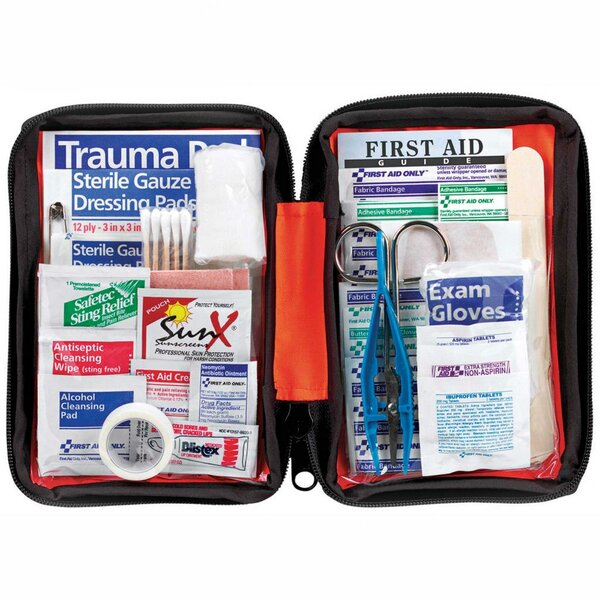 107-Piece All Purpose First Aid Kit by Ready America