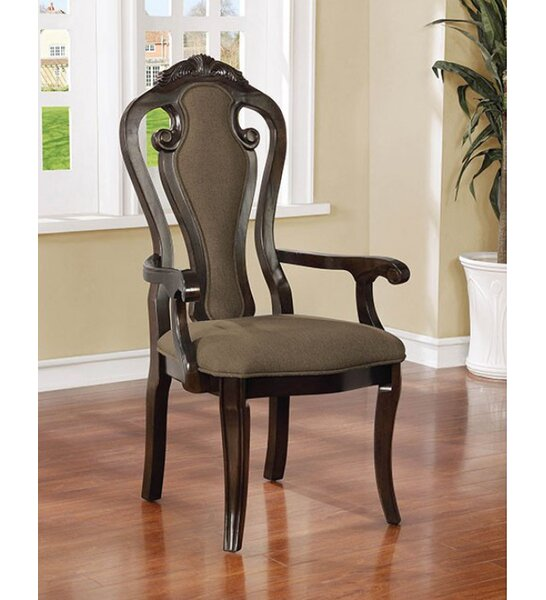 Colby Upholstered Dining Chair (Set of 2) by Astoria Grand