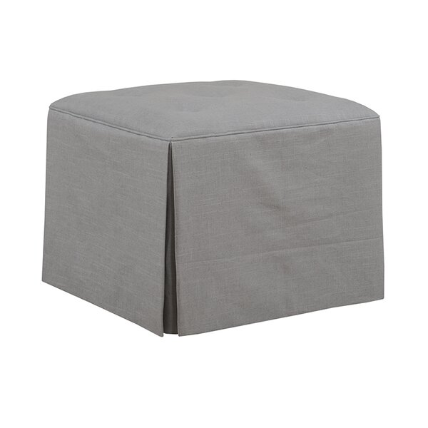 Middleton Tufted Ottoman by Duralee Furniture