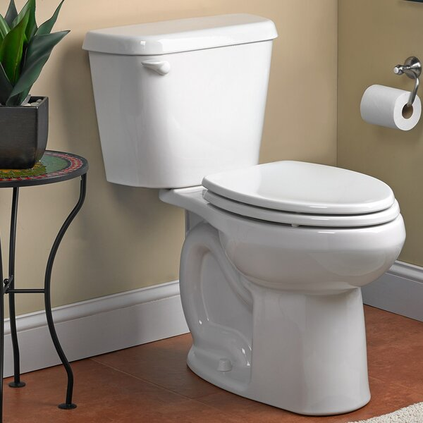 Colony Rough-In 1.6 GPF Elongated Two-Piece Toilet by American Standard