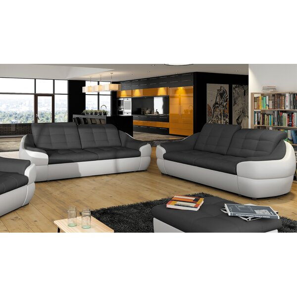 Anndale 2 Piece Living Room Set by Orren Ellis