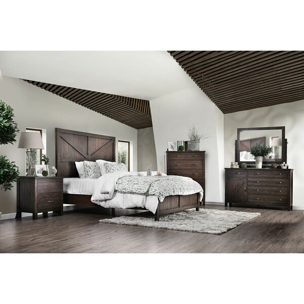 Dioguardi Standard Configurable Bedroom Set by Gracie Oaks