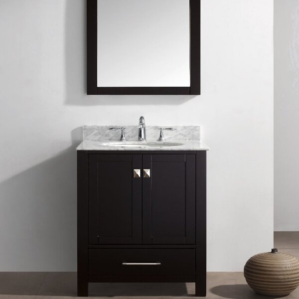 Pichardo 30 Single Bathroom Vanity Set by Brayden Studio