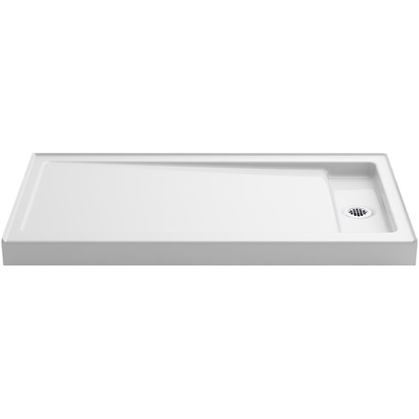 Bellwether Single Threshold Shower Base by Kohler