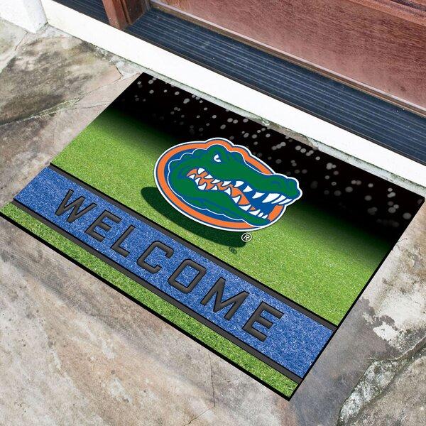 NCAA Rubber Doormat by FANMATS