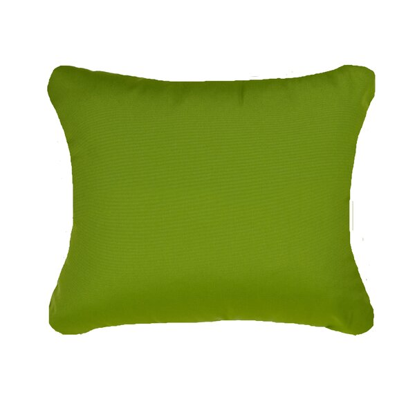 Knife Edge Indoor/Outdoor Acrylic Throw Pillow (Set of 2) by Mozaic Company
