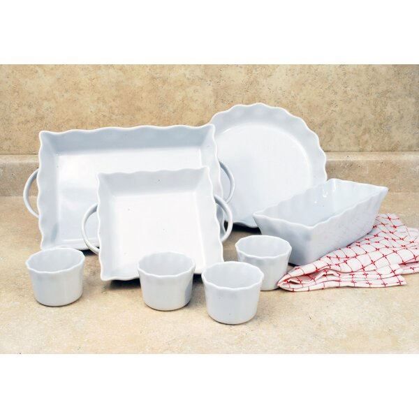 Meggan 8 Piece Bakeware Set by Mint Pantry