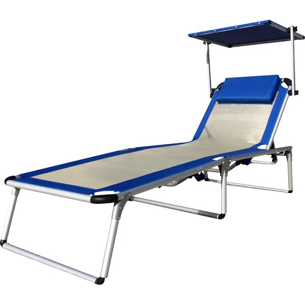 Canaday Cool Chaise Lounge