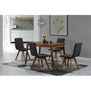 Wyckhoff 5 Piece Dining Set