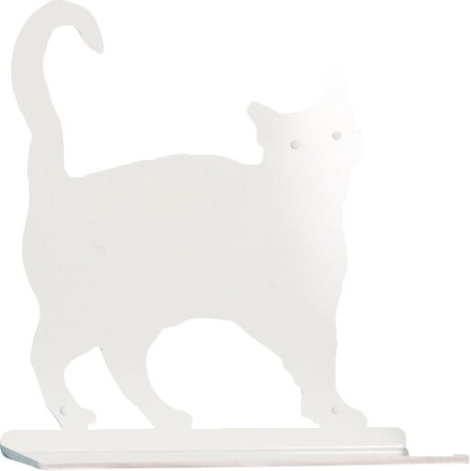 Silhouette Prance Cat Perch by The Refined Feline
