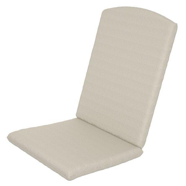 Solid Indoor/Outdoor Sunbrella Rocking Chair Cushion by Trex Outdoor
