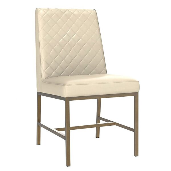Bruns Upholstered Dining Chair (Set Of 2) By Red Barrel Studio