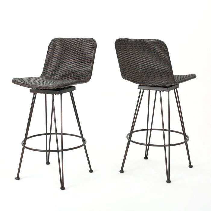 Superb Prevost 28 Patio Bar Stool Unemploymentrelief Wooden Chair Designs For Living Room Unemploymentrelieforg