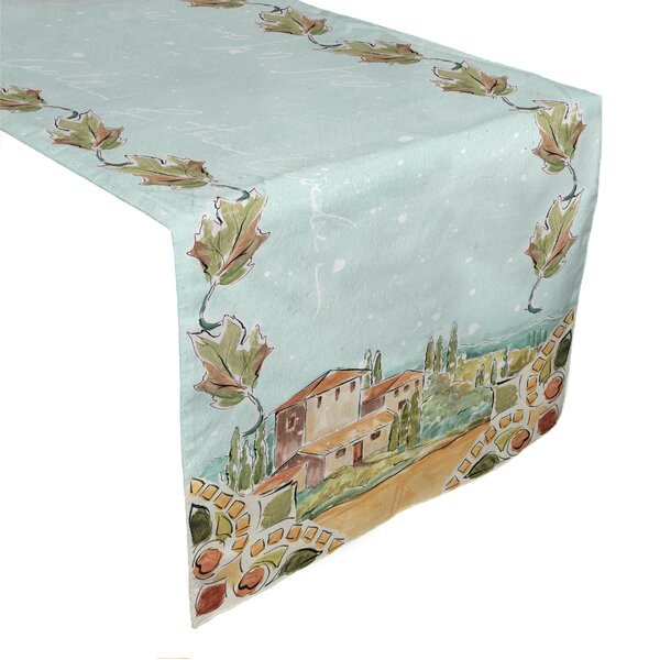 Marley Table Runner by Fleur De Lis Living
