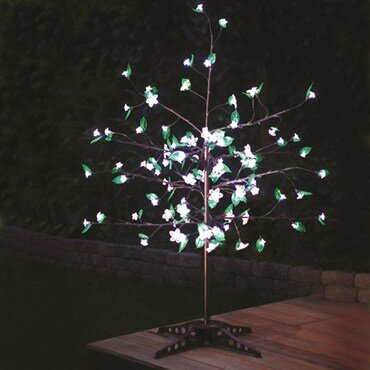 Anywhere  LED Cherry Blossom Tree 90 Light Lamp by Exhart