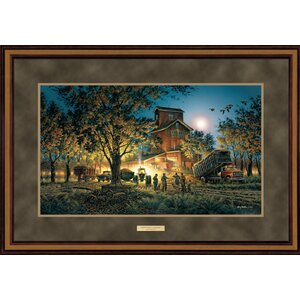 Bountiful Harvest by Terry Redlin Framed Painting Print by Wild Wings