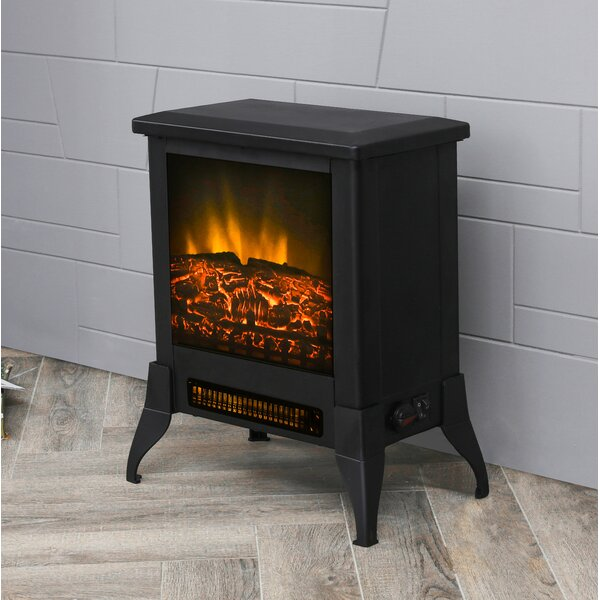 Beachwood Electric Stove By Millwood Pines