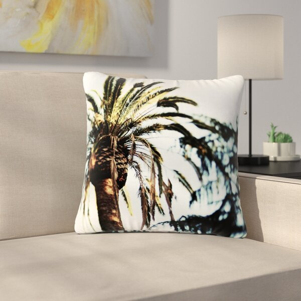 Tropico Nature Photography Outdoor Throw Pillow by East Urban Home